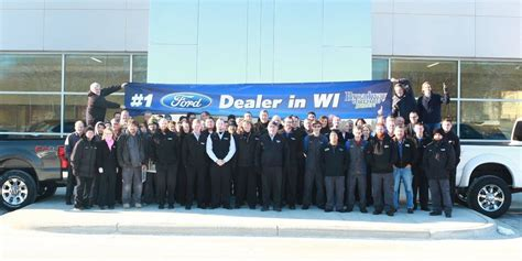 #1 Ford Dealer!!!    Broadway Automotive Office Photo