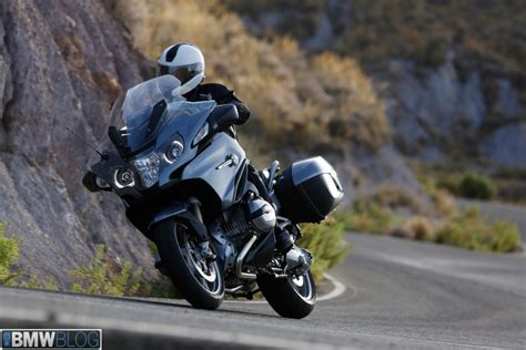 Bmw R 1200 Rt Image by The New Bmw R 1200 Rt