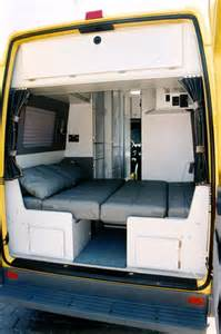 Custom Sprinter Van Camper Conversion