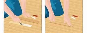 remplacer une lame de parquet contrecolle vitrifie parquet With changer lame de parquet flottant