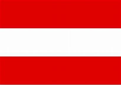 Flag Austria Austrian Behind Europe