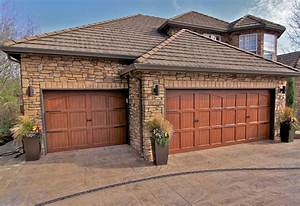 Nice garage styles 2 carriage house style garage doors for Carriage type garage doors