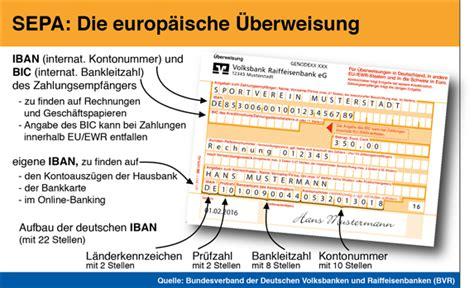 volksbank iban berechnen volksbank freiburg  sepa