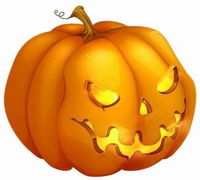 Pumpkin Halloween Evil Clipart Scary Spooky Tubes