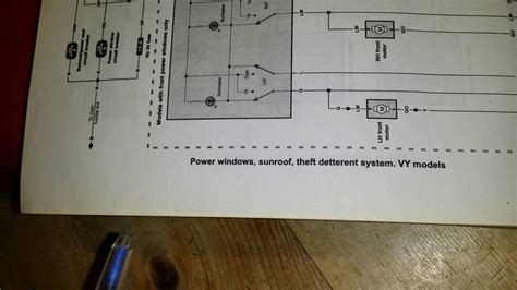 vt commodore electric window diagram somurich