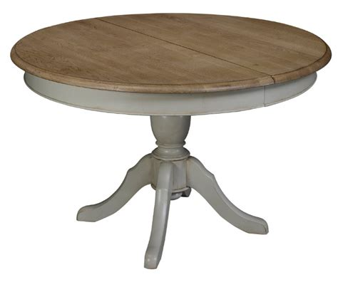 table cuisine ronde pied central table ronde pied central