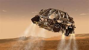 Powered Descent - Mars Science Laboratory