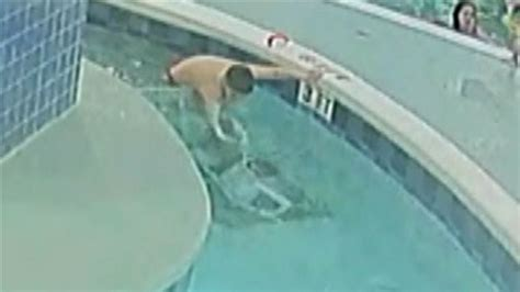 Rescuers Struggle To Save Boy Trapped Underwater For 8 Minutes