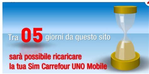 uno mobile tariffe uno mobile ricarica presto disponibile io chiamo