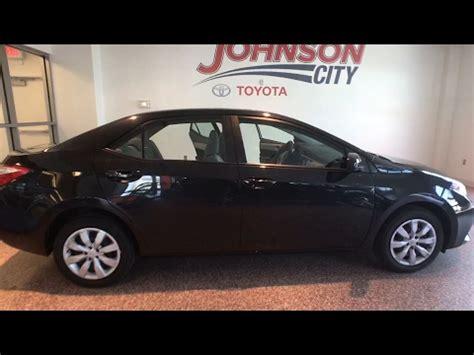 Johnson City Toyota by 2014 Toyota Corolla Johnson City Tn Kingsport Tn Bristol