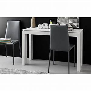 Table Console Extensible : console extensible sigma meubles et atmosph re ~ Teatrodelosmanantiales.com Idées de Décoration