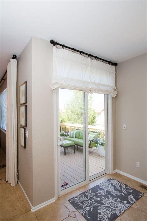 sliding glass door curtains 26 best images about sliding glass door curtains on
