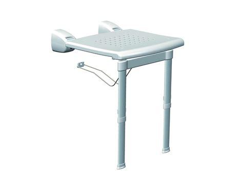 sgabelli doccia sedile per doccia con gambe regolabili e ripiegabili