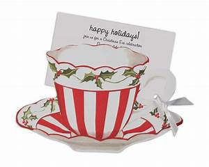 Free Tea Party Invitations To Print Red And White Christmas Tea Invitation