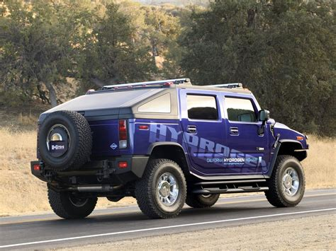 Hd 2004 Hummer H2h Concept 4x4 Suv Picture Gallery