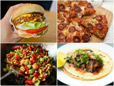 cuisine fast food 15 fast food and takeout favorites that are at least as as the originals