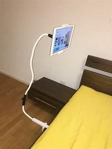 Tablet Halterung Bett : xxl profi 360 rotation smartphone und tablet halterung ~ A.2002-acura-tl-radio.info Haus und Dekorationen