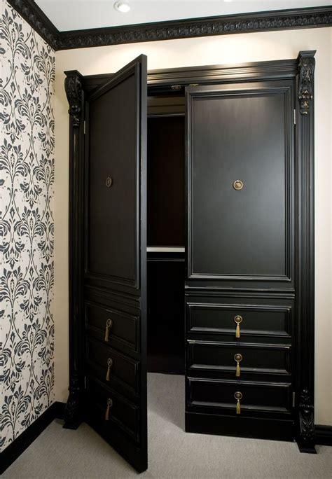 Convert Closet by Trim Paint And Hardware Convert Plain Closet Doors To