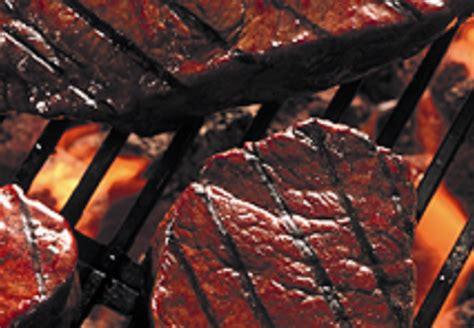 cuisiner une entrecote envie barbecue préparation barbecue préparer