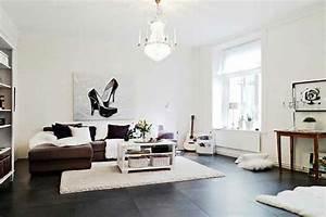 Wohnzimmer Scandi Style : nordische mode bei der einrichtung 50 fotos ~ Frokenaadalensverden.com Haus und Dekorationen