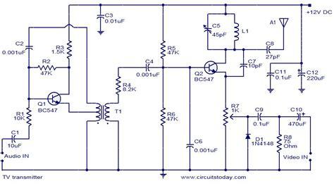 Crt Circuit Diagram Images