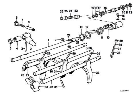 Bmw E30 Part Diagram by Original Parts For E30 M3 S14 Cabrio Manual Transmission