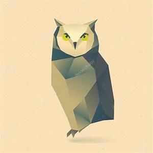 Owl illustration — Stock Vector © blauananas #68642525