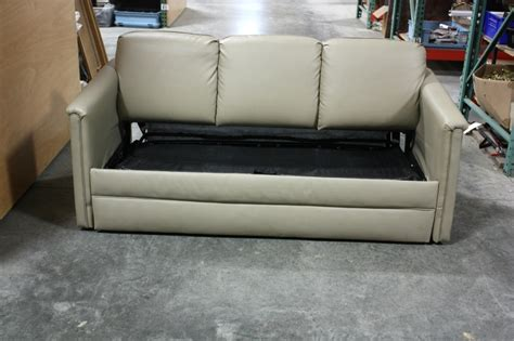 Leather Sofa Sleeper Sale by Rv Furniture Used Rv Flexsteel Ultra Leather Sleeper Sofa