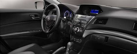 explore the 2018 acura ilx interior acura of ocean