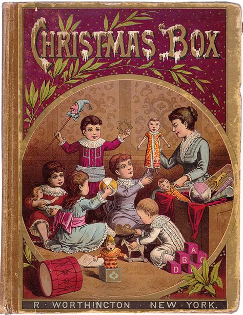 Letterology 19th C Holiday Covers