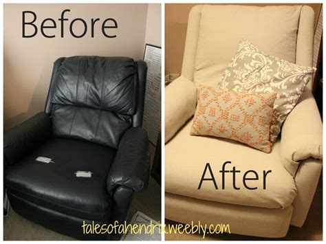 reupholstering a recliner chair tales of a