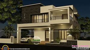 Modern four bedroom house plans (photos and video