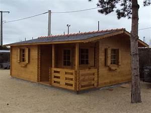Vente Chalet Bois Habitable : construction de chalets en bois en kits ~ Melissatoandfro.com Idées de Décoration
