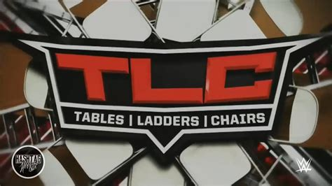 Wwe Tlc (tables, Ladders & Chairs) (live! Dec. 13th