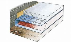 Vyrovnání nerovností betonové podlahy