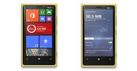 more privacy and personality on opera mini for windows phone