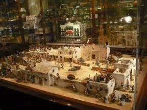 San Antonio Alamo Battle