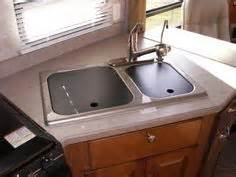 rv kitchen sink covers make your own custom sink matched cutting board cing 5034