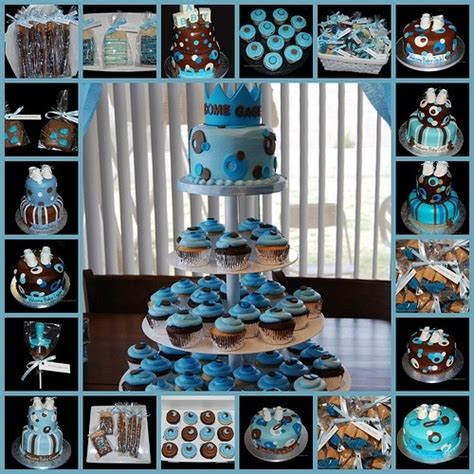 brown and baby blue baby shower decorations 1000 images about blue and brown wedding decor on