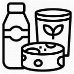 Dairy Icon Yogurt Cheese Icons Organic Carb