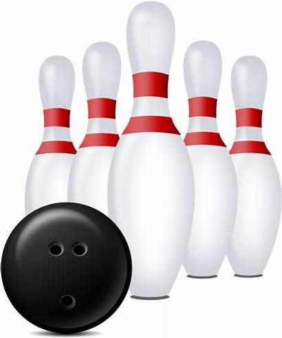 Bowling Ball Ten Clipart Quille Transparent Pinclipart