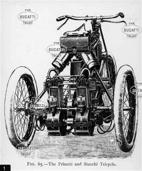 3. Prinetti & Stucchi Tricycle