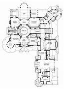 Luxury Floor Plans  An Amazing Mansion Luxury Home Plan  Dream Home  Pinte