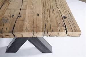 Tisch Aus Bohlen : tischplatte altholz wei ~ Sanjose-hotels-ca.com Haus und Dekorationen
