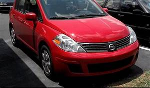 2008 Nissan Versa  Tiida  Review And Test Drive