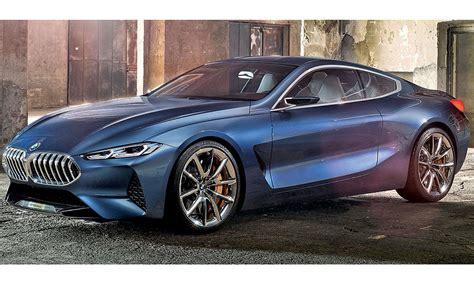 Bmw 8 Series Coupe by Bmw To Challenge M B S Class Coupe Convertible With 8 Series