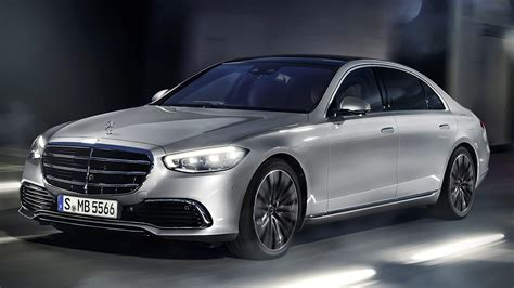 Automotive luxury experienced in a completely new way. 2021 Mercedes-Benz S-Class Specs Wallpaper