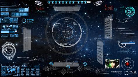 My First Rainmeter Desktop By Docberlin77 On Deviantart