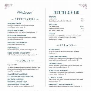 menu template for pages wedding menu template printable With restaurant menu templates for mac