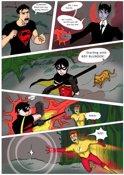 Yj Anon Meme - shadow mission pg 1 by chibineechan on deviantart young justice pinterest cartoon memes
